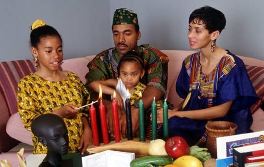 kwanzaa-family