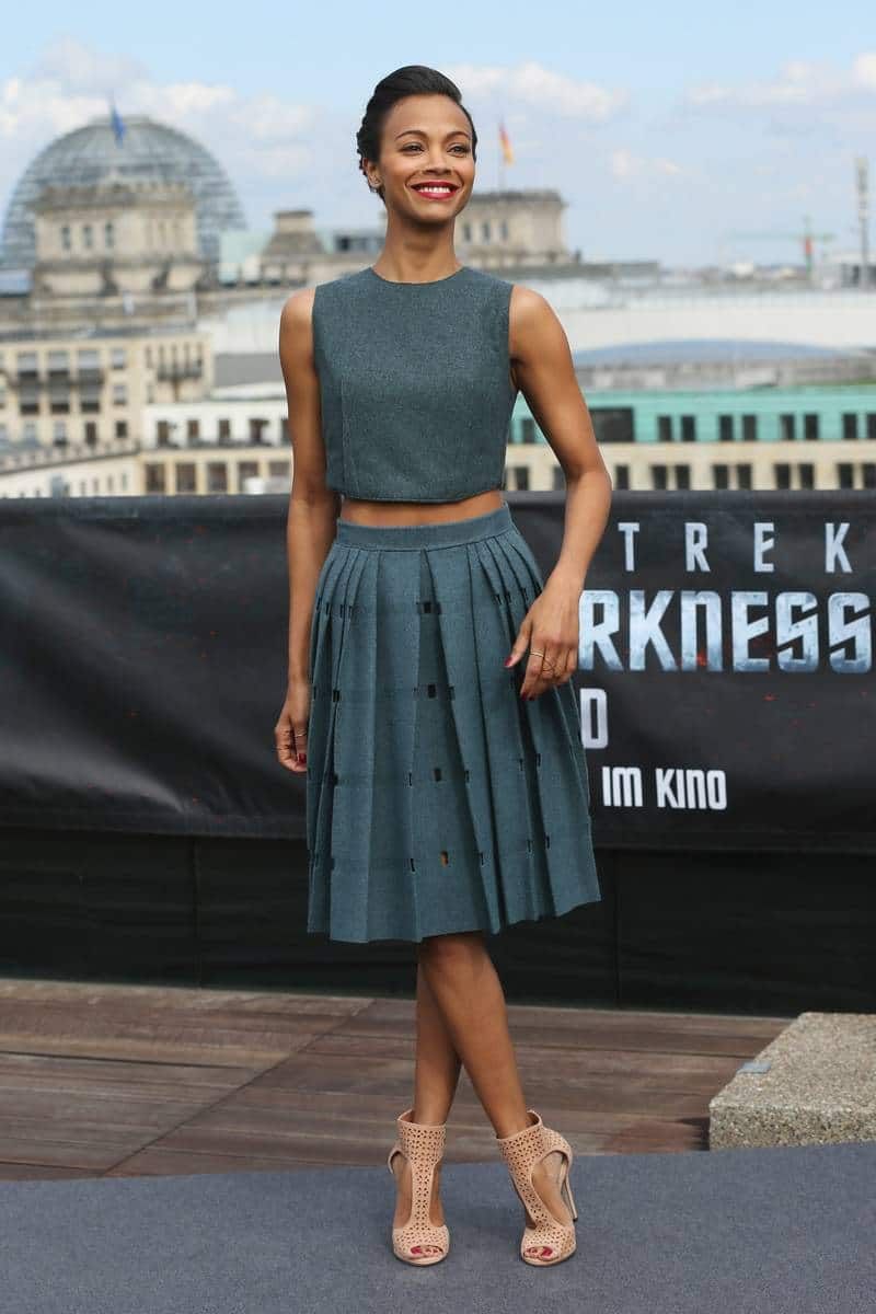 'Star Trek Into Darkness' Photocall