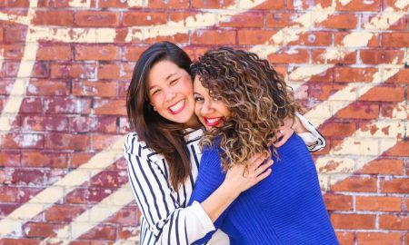 Naomi and Marah of Shine Text Service for Daily Affirmations