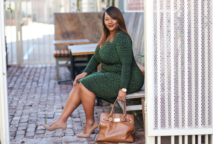 black woman workwear dresses
