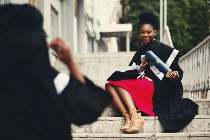 black-female-student
