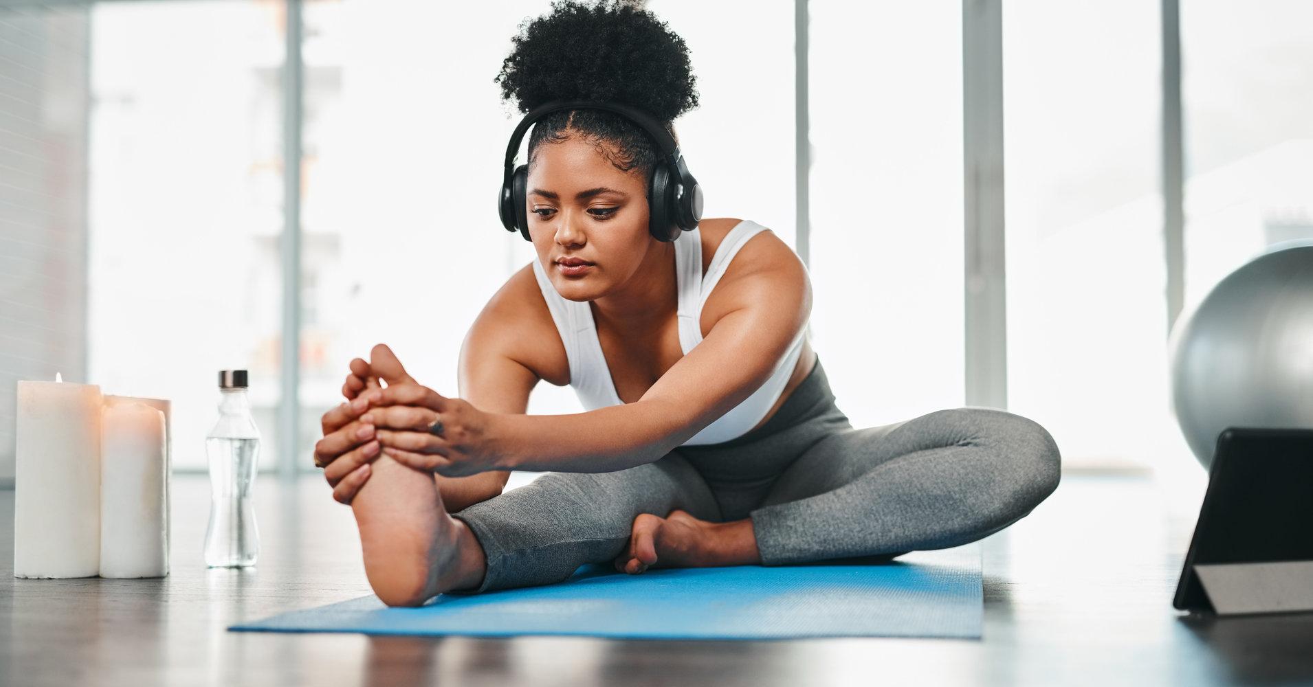 black-woman-exercise
