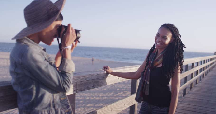 black women photographer