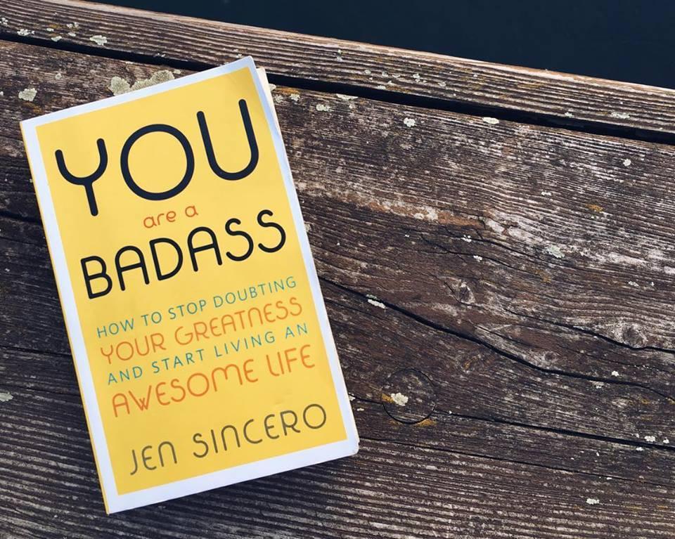 youarebadass book