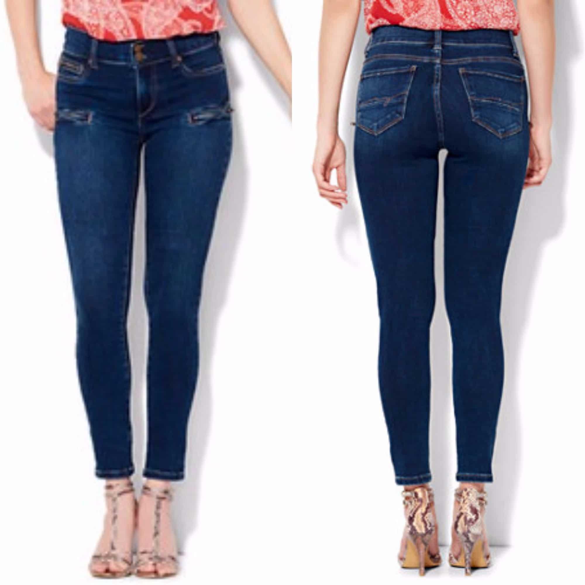 zip jean
